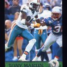 2000 Pacific Football #196 Tony Martin - Miami Dolphins
