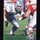 2000 Pacific Football #103 David LaFleur - Dallas Cowboys