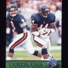 2000 Pacific Football #065 Curtis Enis - Chicago Bears