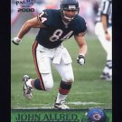 2000 Pacific Football #061 John Allred - Chicago Bears