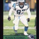 2000 Pacific Football #058 Muhsin Muhammad - Carolina Panthers