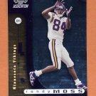 2000 Playoff Momentum Football #054 Randy Moss - Minnesota Vikings