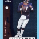 2000 Playoff Momentum Football #028 John Elway - Denver Broncos