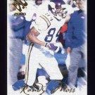 2000 Private Stock Football #056 Randy Moss - Minnesota Vikings