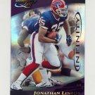 2000 Quantum Leaf Infinity Purple Jonathan Linton - Buffalo Bills 12/25
