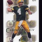 2000 SP Authentic Supremacy #S9 Brett Favre - Green Bay Packers