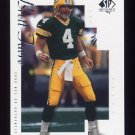 2000 SP Authentic Football #032 Brett Favre - Green Bay Packers