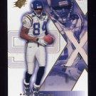 2000 SPx Football #046 Randy Moss - Minnesota Vikings