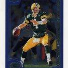 2000 Topps Chrome Football #030 Brett Favre - Green Bay Packers