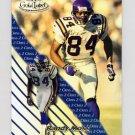 2000 Topps Gold Label Class 2 #077 Randy Moss - Minnesota Vikings