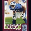 2000 Topps Season Opener Football #199 Eddie George - Tennessee Titans
