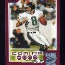2000 Topps Season Opener Football #194 Mark Brunell - Jacksonville Jaguars