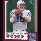2000 Topps Season Opener Football #193 Peyton Manning - Indianapolis Colts