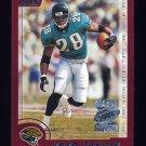 2000 Topps Season Opener Football #151 Fred Taylor - Jacksonville Jaguars