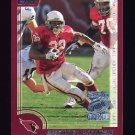 2000 Topps Season Opener Football #150 Michael Pittman - Arizona Cardinals