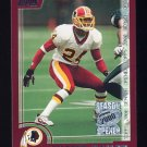 2000 Topps Season Opener Football #137 Champ Bailey - Washington Redskins