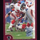 2000 Topps Season Opener Football #126 Jamal Anderson - Atlanta Falcons