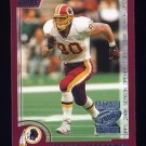 2000 Topps Season Opener Football #083 Stephen Alexander - Washington Redskins