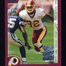 2000 Topps Season Opener Football #069 Michael Westbrook - Washington Redskins