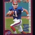 2000 Topps Season Opener Football #065 Rob Johnson - Buffalo Bills