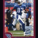 2000 Topps Season Opener Football #057 Kevin Dyson - Tennessee Titans