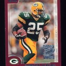 2000 Topps Season Opener Football #049 Dorsey Levens - Green Bay Packers