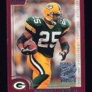 2000 Topps Season Opener Football #049 Dorsey Levens - Green Bay Packers