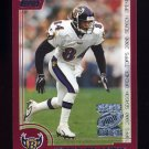 2000 Topps Season Opener Football #038 Jermaine Lewis - Baltimore Ravens