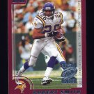2000 Topps Season Opener Football #017 Robert Smith - Minnesota Vikings