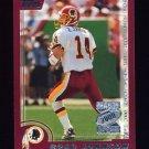 2000 Topps Season Opener Football #006 Brad Johnson - Washington Redskins