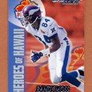 2000 Topps Stars Football #129 Randy Moss - Minnesota Vikings
