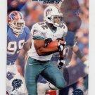 2000 Topps Stars Football #104 James Johnson - Miami Dolphins