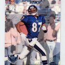 2000 Topps Stars Football #101 Qadry Ismail - Baltimore Ravens