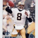 2000 Topps Stars Football #056 Jeff Blake - New Orleans Saints