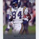 2000 Upper Deck Legends Football #038 Randy Moss - Minnesota Vikings