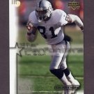 2000 Upper Deck Ovation Star Performers #SP13 Tim Brown - Oakland Raiders