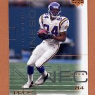 2000 Upper Deck Pros And Prospects Football #045 Randy Moss - Minnesota Vikings