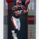 2000 Ultimate Victory Football #131 Peter Warrick RC - Cincinnati Bengals 1309/2000