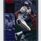 2000 Ultimate Victory Football #050 Randy Moss - Minnesota Vikings