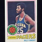 1977-78 Topps Basketball #110 Billy Knight - Indiana Pacers