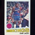 1977-78 Topps Basketball #049 Sam Lacey - Kansas City Kings