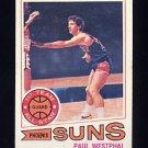 1977-78 Topps Basketball #010 Paul Westphal - Phoenix Suns