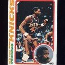 1978-79 Topps Basketball #107 Spencer Haywood - New York Knicks
