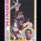 1978-79 Topps Basketball #099 Sam Lacey - Kansas City Kings