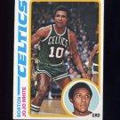 1978-79 Topps Basketball #085 Jojo White - Boston Celtics