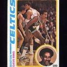 1978-79 Topps Basketball #061 Dave Bing - Boston Celtics