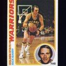 1978-79 Topps Basketball #060 Rick Barry - Golden State Warriors