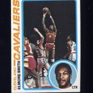 1978-79 Topps Basketball #057 Elmore Smith - Cleveland Cavaliers