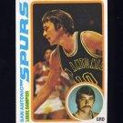 1978-79 Topps Basketball #051 Louie Dampier - San Antonio Spurs