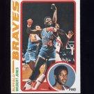1978-79 Topps Basketball #042 Wilbert Jones - Buffalo Braves